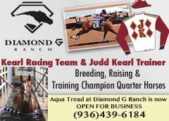 Diamond G/Judd Kearl Racing