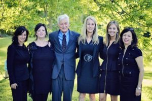 Leverne & 5 daughters
