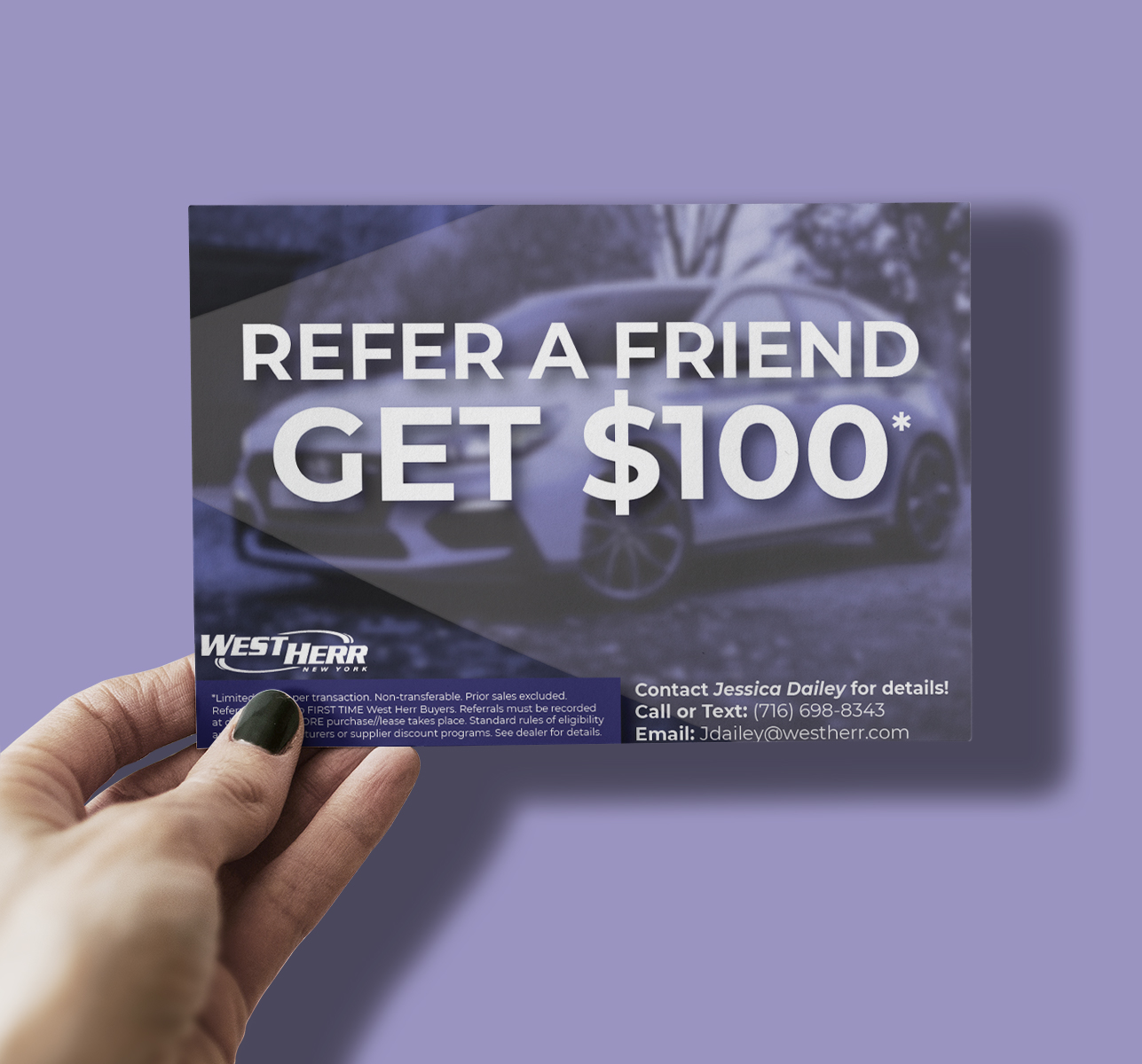 West Herr Referral Flyer