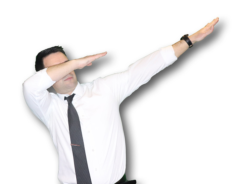 High Quality Images - Dabbing