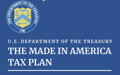 Treasury Department report outlines Biden tax proposal