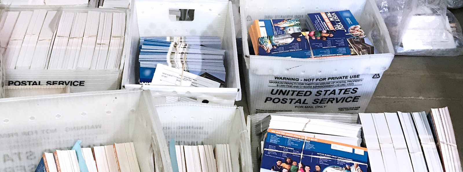 Mailing Services, Bindery & Fulfillment