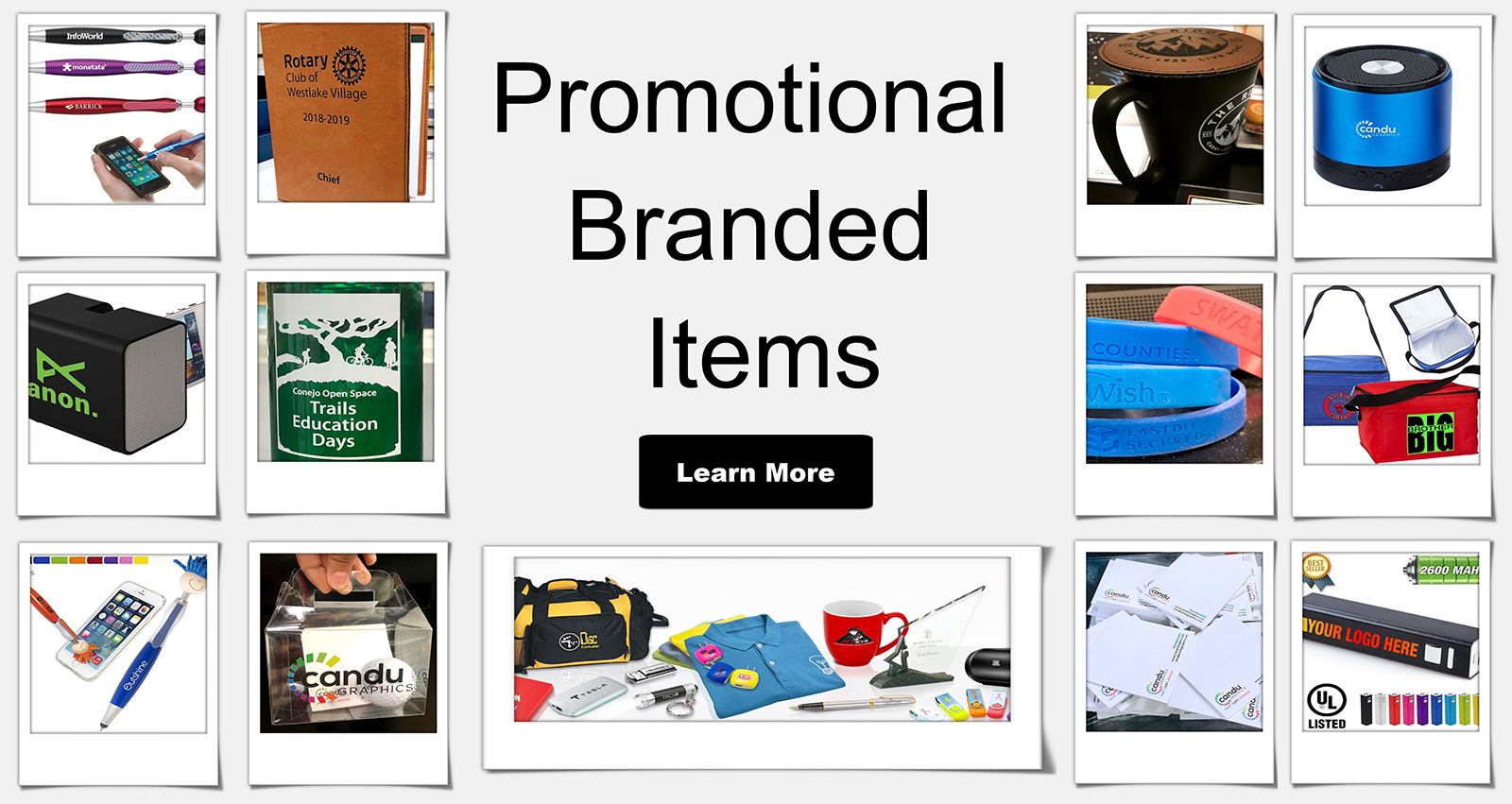 Promotional Branded Items