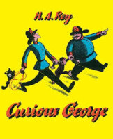 Curious George book 1 by H. A Rey