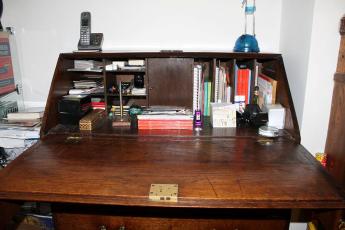 Edoardo's Desk