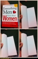 Everything Men Know About Women by Dr. Alan Francis inside pics