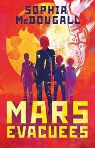 Mars Evacuees by Sophia Mcdougall