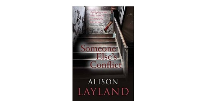 Someone Elses Conflict by Alison Layland feature