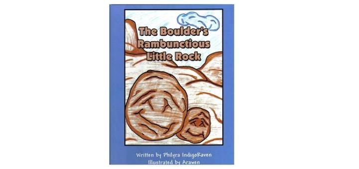The Boulder's rambunctious little rock
