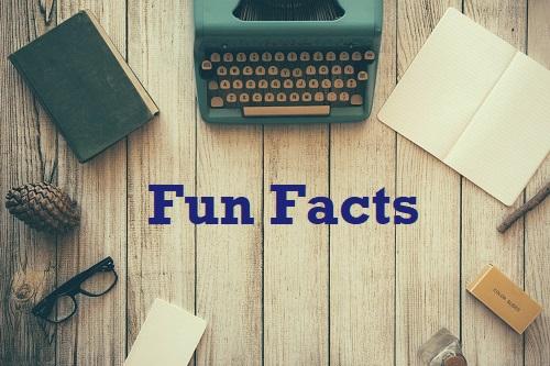dustin-lee-19667-unsplash - Fun Fact friday