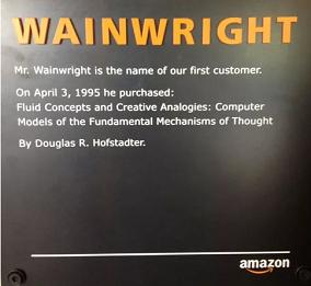 Wainwright Building Plaque