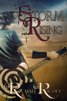 Storm Rising by Rachael Richey