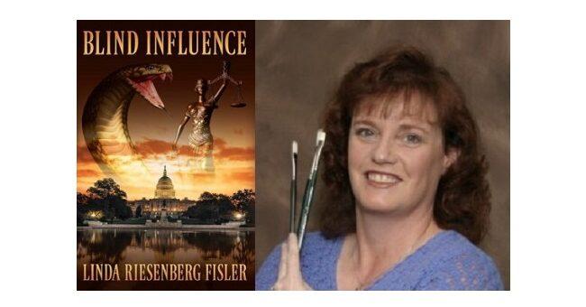 Blind-Influence-by-Linda-Riesenberg-Fisler guest post
