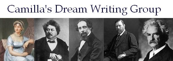 Camilla's dream writing group