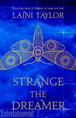 Strange the Dreamer uk