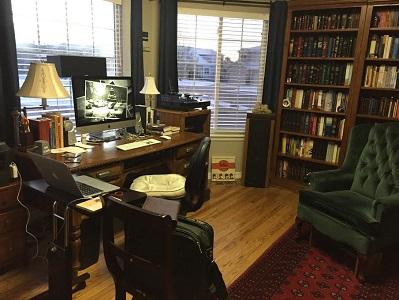 Where Paul Writes