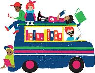 World Book Day Illustrations