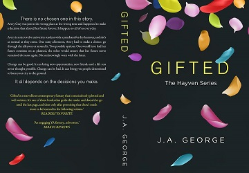 Gifted by Jessica George cover