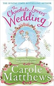 The Chocolate Lovers wedding by Carole Matthews