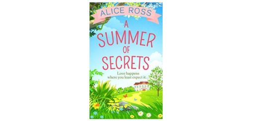 Feature Image - A Summer of Secrets by Alice Ross