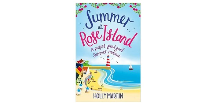 Feature Image - Summer at Rose Island by Holly Martin