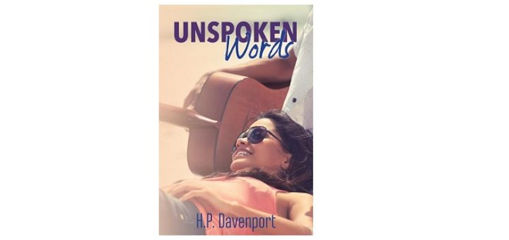 Feature Image - Unspoken Words by H.P. Davenport