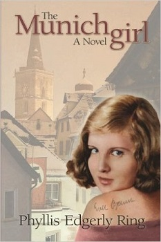 The Munich Girl by Phyllis Ring
