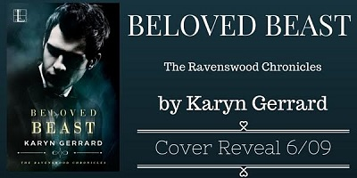 Beloved Beast Cover Reveal Poster