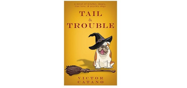 Feature Image - Tail and Trouble by Victor Cantano