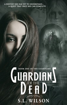 Guardians of the Dead by Shelley Wilson