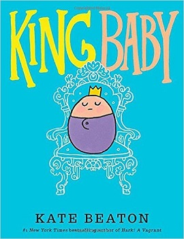 King Baby book cover