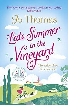 Late Summer at the Vineyard