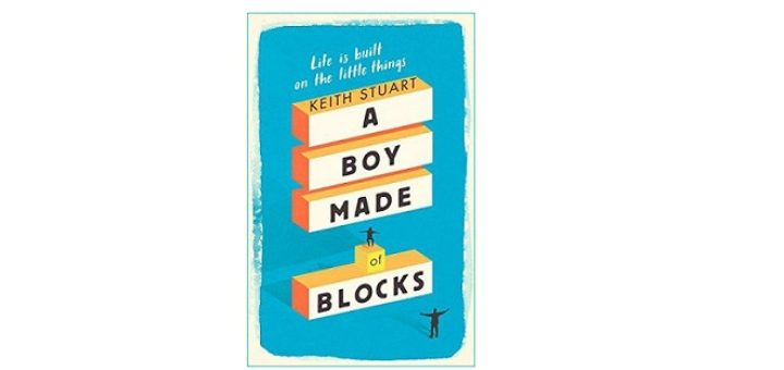 Feature Image - A Boy made of Blocks