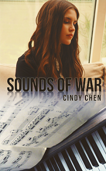 Sounds of war by cindy chen cover