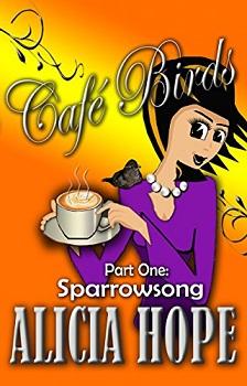 cafe-birds sparrowsong