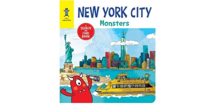 Feature Image - New York City Monsters by Anne Paradis