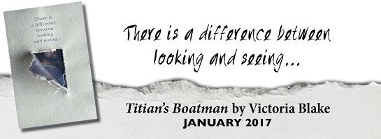 Titian's Boatman poster