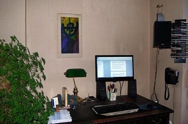 Where Tom Writes