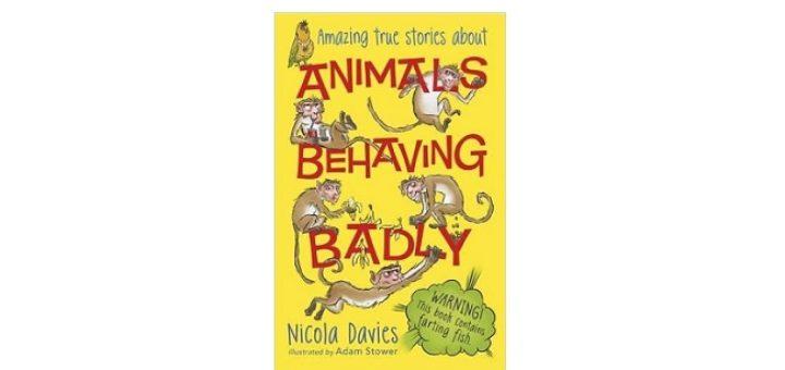 Feature Image - Animals Behaving Badly by Nicola Davis