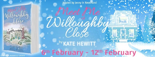 Meet me at Willoughby close poster by Kate Hewitt