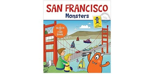 Feature Image - San Francisco Monsters by Carine LaForest