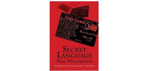 Feature Image - Secret Language by Neil Williamson