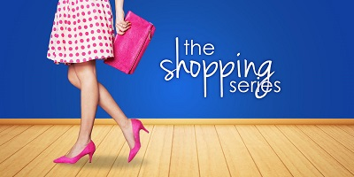 The shopping series banner