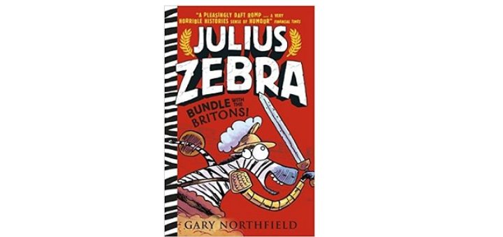 Feature Image - Julius Zebra by Gary Northfield