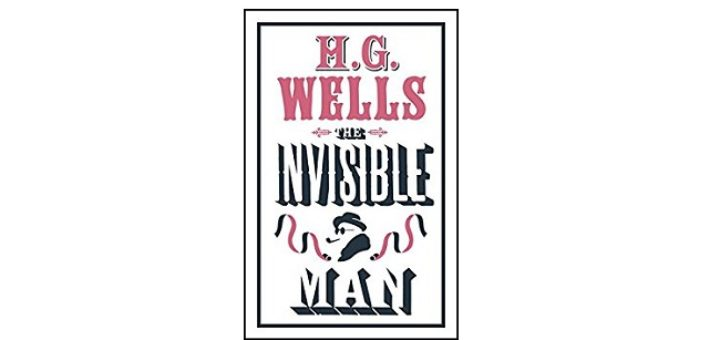 Feature Image - The Invisible Man by H.G Wells