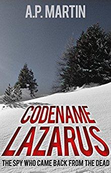 Codename Lazarus by A.P Martin