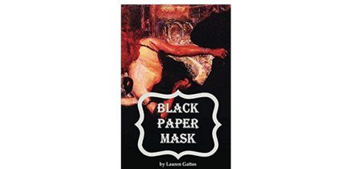 Feature Image - Black Paper Mask by Lauren Gattos