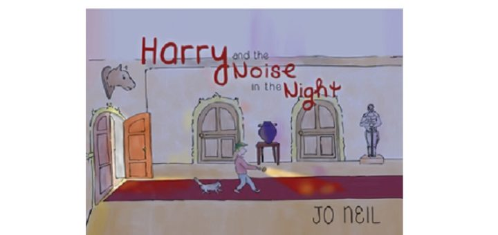 Feature Image - Harry and the Noise in the Night by Jo Neil