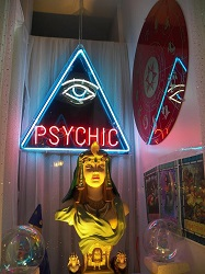 Psychic picture