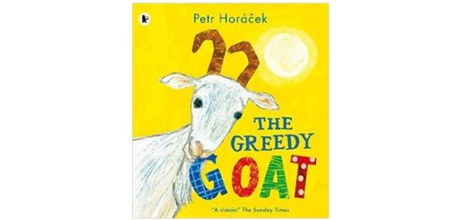 Feature Image - The Greedy Goat by Petr Horacek